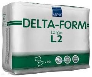 Pieluchomajtki  Delta-Form Large L2 Abena