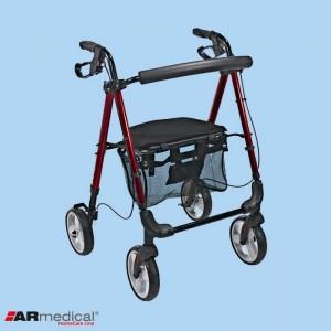 Balkonik rehab.4-kołowy PRESTIGE AR-006