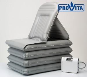 poduszka pneumatyczna z oparciem CAMEL