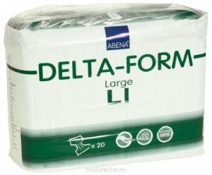 Pieluchomajtki DELTA-FORM Large L1